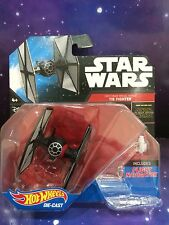 STAR WARS - HOT WHEELS DIE CAST FIRST ORDER SPECIAL FORCES TIE FIGHTER