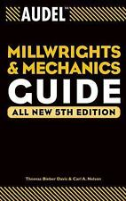 Audel  Millwrights and Mechanics Guide-ExLibrary