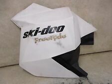11 SKI DOO FREERIDE 800 E-TEC LEFT SIDE PANEL DOOR BODY OEM SUMMIT XP *0133