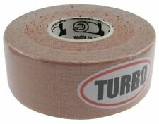 2 PACK Turbo 2-N-1 Beige Coarse Fitting Skin Protection Thumb Fingers Tape Roll