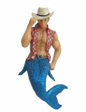 December Diamonds Dallas Texas Cowboy Christmas Ornament New w/Box Merman