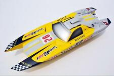 30CC G30K Catamaran Gas RC Boat Remote Control Speed Racing Boat Cool Model