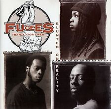 FUGEES (TRANZLATOR CREW) : BLUNTED ON REALITY / CD