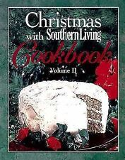 Christmas with Southern Living Cookbook Vol. 2 by Southern Living Editors...