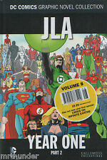 DC Comics Graphic Novel Collection 08 - JLA : Year One Part 2