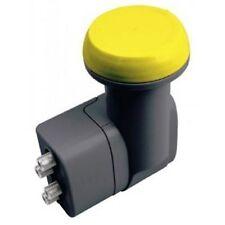 Humax LNB 142 Quattro Switch Gelb / Schwarz Schalter für 4 Teilnehmer