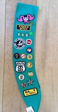 Girl Scout Sash Halloween Costume Bad Adult Prank Sexy Naughty New Junior X-Long