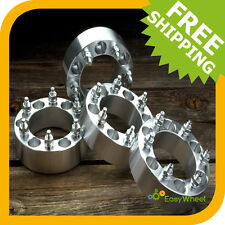 6x135 Wheel spacers - 2 inch - Set of 4