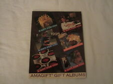 AMAGIFT Gift Albums 1995-96 Catalog - Precious Moments Figurines, etc
