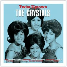 THE CRYSTALS - TWIST UPTOWN - 180GR  VINYL LP NEU