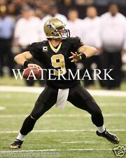 DREW BREES New Orleans Saints Glossy 8 x 10 Photo Poster