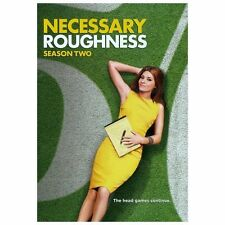 Necessary Roughness: Season Two New DVD! Ships Fast!