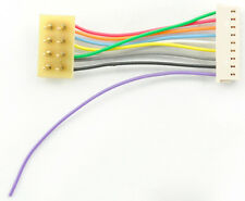 """TCS DCC 1359 1"""" Harness  9-pin JST to 8 pin NMRA TRAIN CONTROL - MODELRRSUPPLY"""
