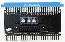PCB JAMMA To Scart Advanced adaptateur JAMMA vers TV Retroelectronik