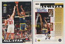 NBA UPPER DECK 1994 COLLECTOR'S CHOICE - Latrell Sprewell #198 - Ita/Eng - MINT