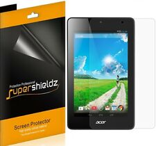 3X SuperShieldz HD Clear Screen Protector Shield For Acer Iconia One 7 B1-730HD