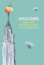 James and the Giant Peach by Roald Dahl (2016, Hardcover)