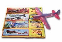48 Plane Gliders wholesale fete party bag toys filler