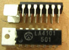LA4101 IC 1-2.1W AF POWER AMPLIFIER DIP14T (QTY 4 PEZZI)