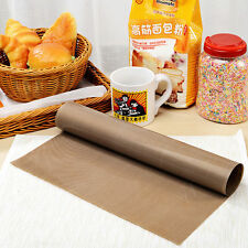 60x40cm Cake Bread Pastry Rolling Sheet Oilcloth Kitchen Oven Baking Liner Mat