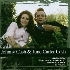 JOHNNY CASH & JUNE CARTER CASH Collections SONY CD 2006 OVP