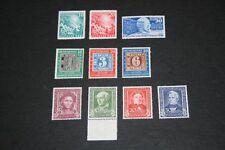 Bund BRD Jahrgang 1949 Postfrisch,ca.400 E Michel !!!!