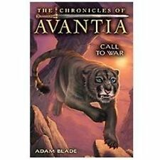 The Chronicles of Avantia #3: Call to War 3 by Adam Blade (Hardcover)