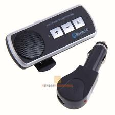 Portable Bluetooth Handsfree Wireless Car Kit  Speaker Phone For Samsung HTC New