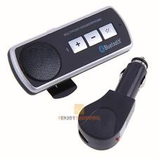 Portable Bluetooth Handsfree Wireless Car Kit Speaker Phone For Samsung HTC LG