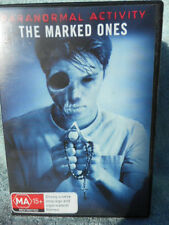 PARANORMAL ACTIVITY-THE MARKED ONES DVD MA R4