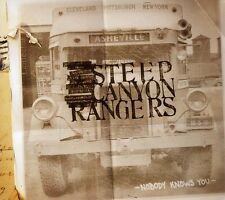 Nobody Knows You - Steep Canyon Rangers (2012, CD NIEUW)