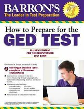Barrons - How To Prepare For Ged Test 20 (2013) - New - Trade Paper (Paperb