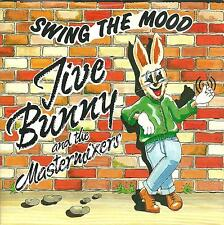 """7A2 used vinyl 7"""" JIVE BUNNY AND THE MASTRMIXERS SWING THE MOOD - GLEN MILLER ME"""
