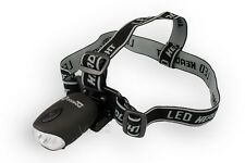 Stirnlampe mit Dynamo POWERplus BAT LED Kopflampe und Lampe für Fahrrad