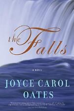 THE FALLS Hardcover JOYCE CAROL OATES Love Story MURDER Newlywed Suicide 1st Ed.