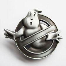 Buckle Ghostbusters, Film, silbern - Gürtelschnalle