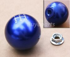 JDM Blue aluminum ball style 5 speed Shift KNOB for 1993-1997 Honda Del Sol 5SP