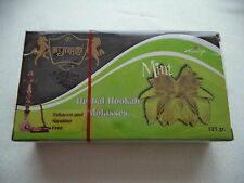 125 gr Herbal Hookah Shisha Molasses Mint Flavor - Nicotine & Tobacco Free
