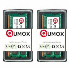 QUMOX 16GB(2x 8GB)  DDR3 1600MHz PC3-12800 (204 PIN) SO-DIMM Laptop-Speicher