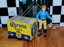 CORONA BEER CASE LOAD WITH PALLET 1:24 SCALE  DIORAMA MINIATURE!