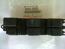 TOYOTA LAND CRUISER 80 GENUINE POWER WINDOW MASTER SWITCH 84820-35020