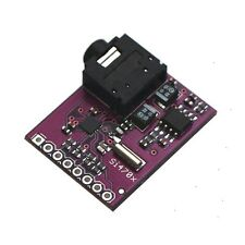 1PCS NEW Breakout Board Si4703 FM RDS Tuner For AVR PIC ARM Arduino
