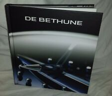 NEW De Bethune Watch Book Hard Cover in RUSSIAN Cultura 2013 Coffee Table 132 Pg