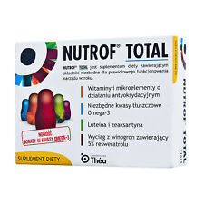 Totale nutrof-occhio supplementl 120 Capsule