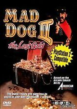 Mad Dog II: The Lost Gold  (DVD / HD Video Game, 2003)