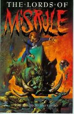 The Lords of Misrule (Gary Erskine) (TPB, UK/USA 1993)