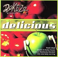 Delicious: Mixed By Deko-Ze