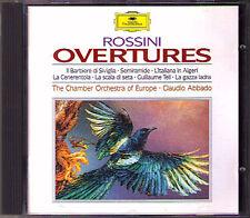 Creda: Rossini Guillaume Tell Barbieri di Siviglia Semiramide la CENERENTOLA CD