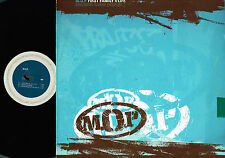 "M.O.P. First Family 4 Life 12"" PROMO Album Sampler GANG STARR Epic 1988 XPR3246"