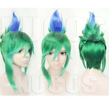 League of Legends LOL Riven Cosplay Wig Hair Cos Accessary